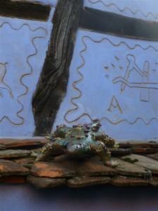 38 La grande salamandre / the big salamander