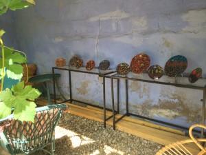 39 Les assiettes / the plates