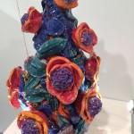 Bonbonnière aux fleurs de roche, 2017